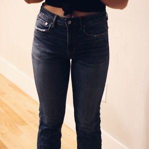 Medium Wash American Eagle Jeans